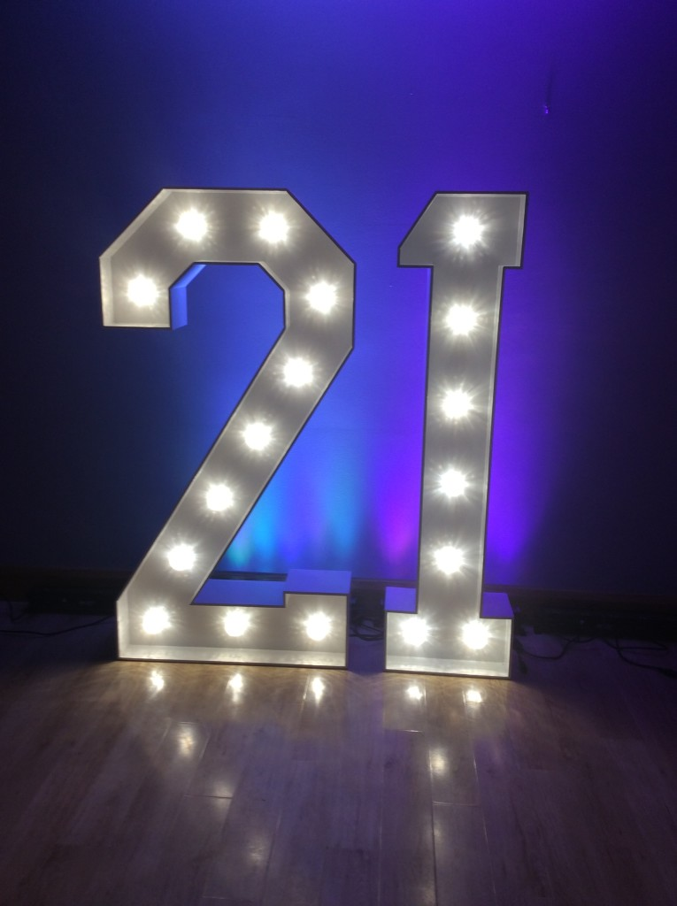 Led Letters Amp Numbers